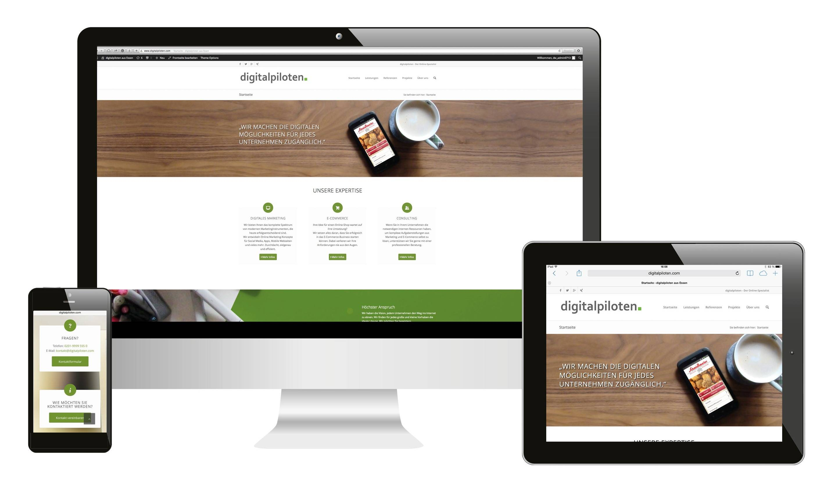 Responsive Web Design One Website For All Devices Twago Blog