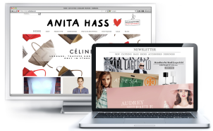 Webshop Design, Programmierung, Online Marketing Anita Hass