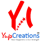 YupCreations - Produktdesign freelancer Chandigarh