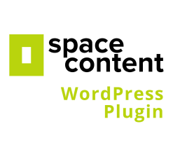 WordPress Plugin Space Content