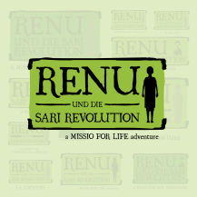 Renu und die Sari Revolution - Logo Creation