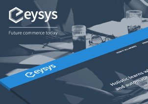 Eysys Website Redesign