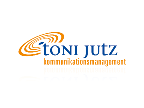 Corporate Design: Toni Jut Kommunikationsmanagement