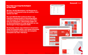 Honeywell Dynamic-Smart-App