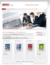 IDS Software - Website Relaunch