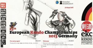 25th European Kendo Championships