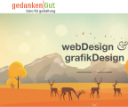 gedanken|Gut · webDesign & grafikDesign - Analytics freelancer Vorarlberg