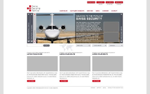 Webseite Swiss Security