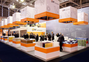 Otto Wolff Messestand