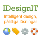 IDesignIT Kungsbacka -  freelancer Hallands län