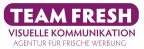 TEAM FRESH - visuelle Kommunikation - Agentur für frische Werbung und Kommunikationsberatung - Affiliate Marketing freelancer Wiesbaden