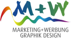 M+W  Marketing+Werbung - Grafik Design freelancer Augsburg