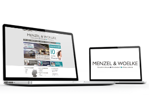 Wordpress Website für B2C/B2B
