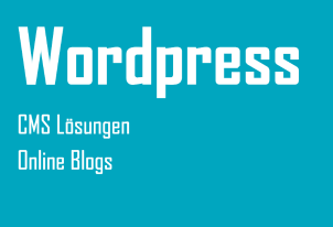 Wordpress CMS & Blog Lösungen