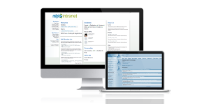 Relaunch Intranet Max F. Perutz Laboratories