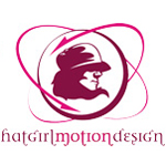 Hatgirl Motion Design