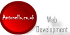 Antonello Web Development -  freelancer Buckinghamshire