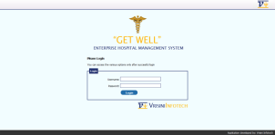 Get Well - Enterprise Hospital Management System