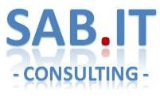 SAB IT - Consulting