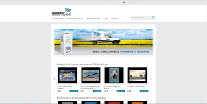 Briefdienst - Ecommerce
