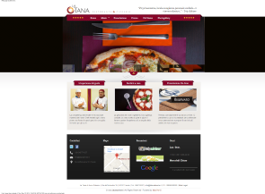 Web site restaurant