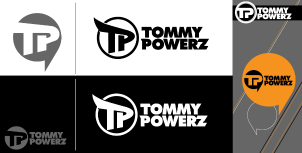 Tommy Powerz Logo-design