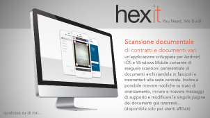 Scansione documentale