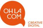Oh la com ! - Art Direction freelancer Centre