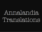 Annalandia Translations - Spanisch freelancer Schoneberg